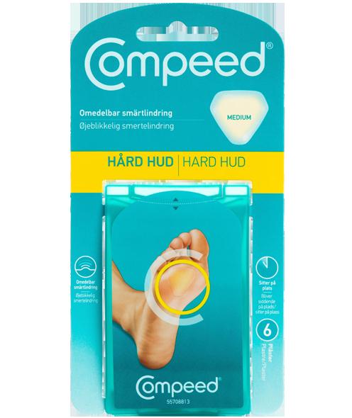 Compeed<sup>®</sup> Hård Hud