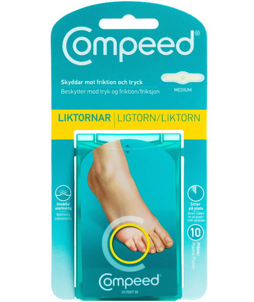 Compeed<sup>®</sup> Liktornsplåster <br>medium